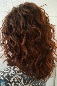 Medium Layered Haircuts 2020: Medium Length Hairstyles with Layers | LadyLife #layeredcurlyhair