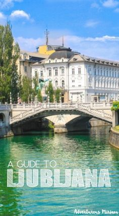 Ljubljana is the CUTEST little capital I've ever been to. Ever. Only 280,000 people live here, and during the summer they're all in the streets playing cards, chatting to neighbors or drinking coffee at one of the gazillion cafes around town. Are you going there and wondering what to do? Here's a guide to Ljubljana, Slovenia.
