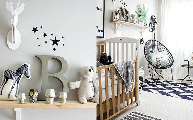 Une chambre d\'enfant scandinave et moderne | chambre | Pinterest ...