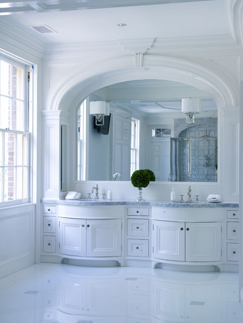 Designing Our Diy Vintage Inspired Bathroom Remodel Details Ideas Bathroom Vanity Designs Traditional Bathroom Bathrooms Remodel