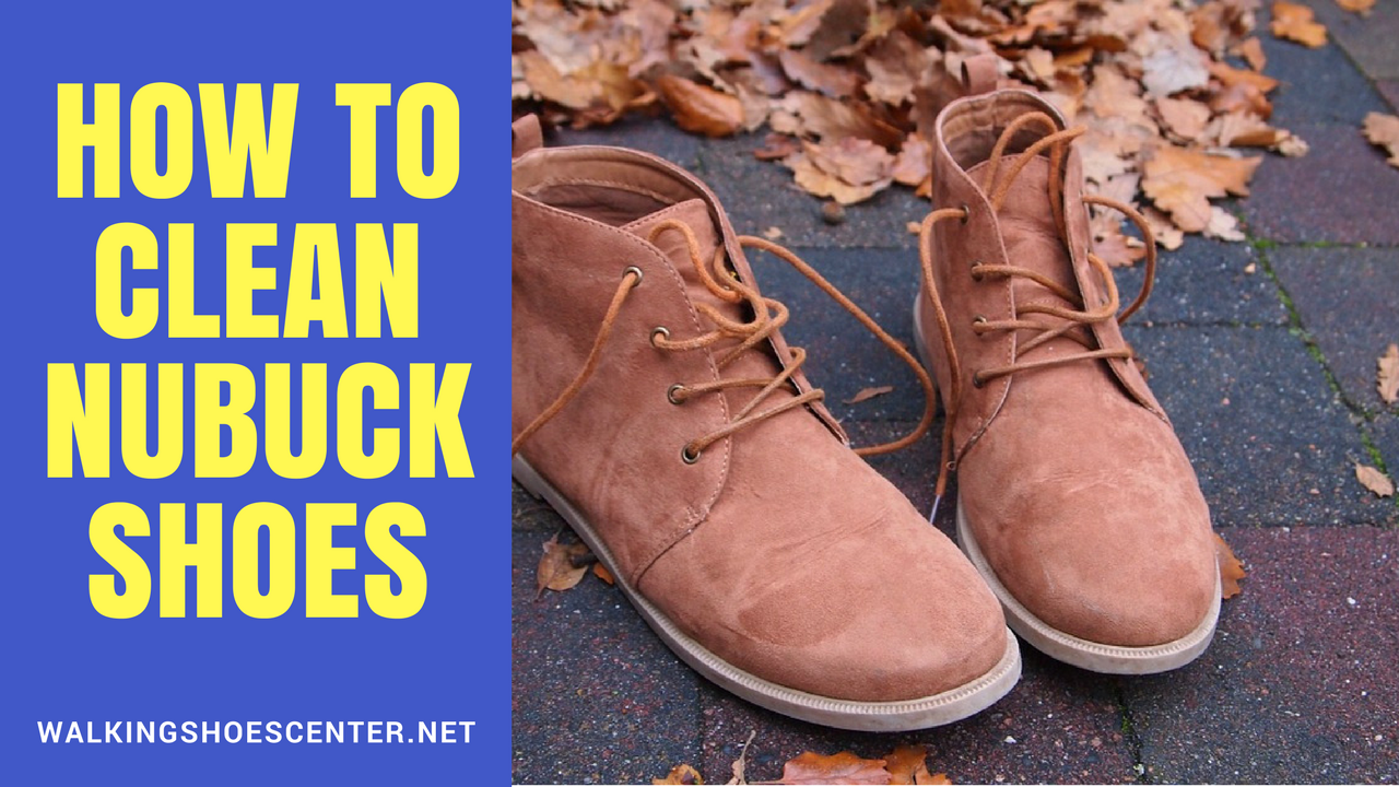 How to clean nubuck 4