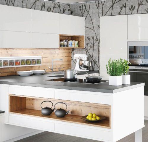 Fliesenspiegel Küche Alternative Fabelhafte Neue Küche ...