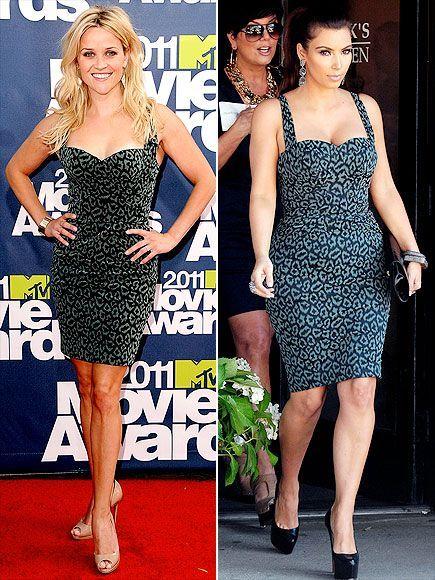 Kim Kardashian Fashion and Style - Kim Kardashian Dress, Clothes, Hairstyle - Page 46