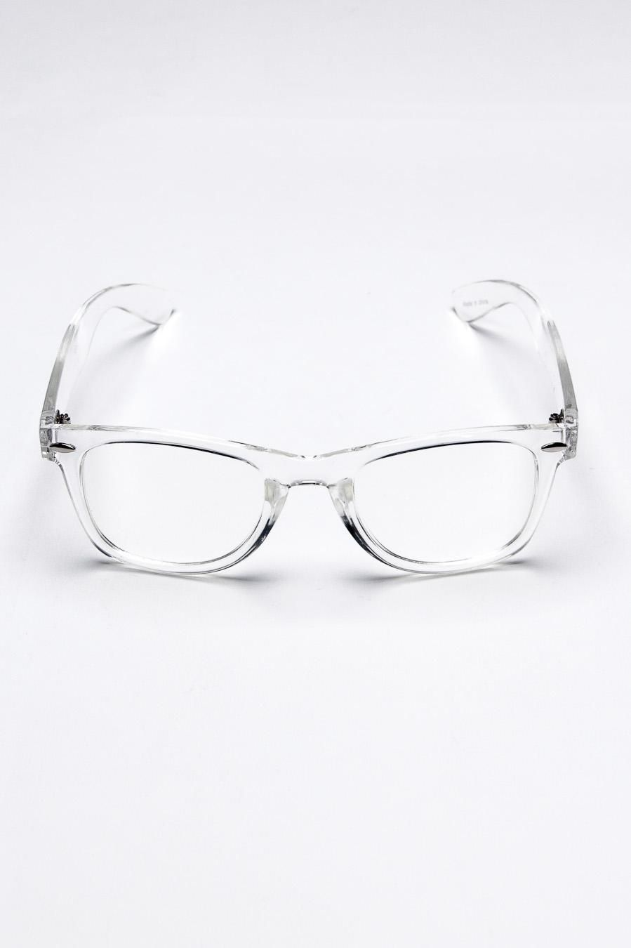 83aed00b4a Clear Frame Glasses
