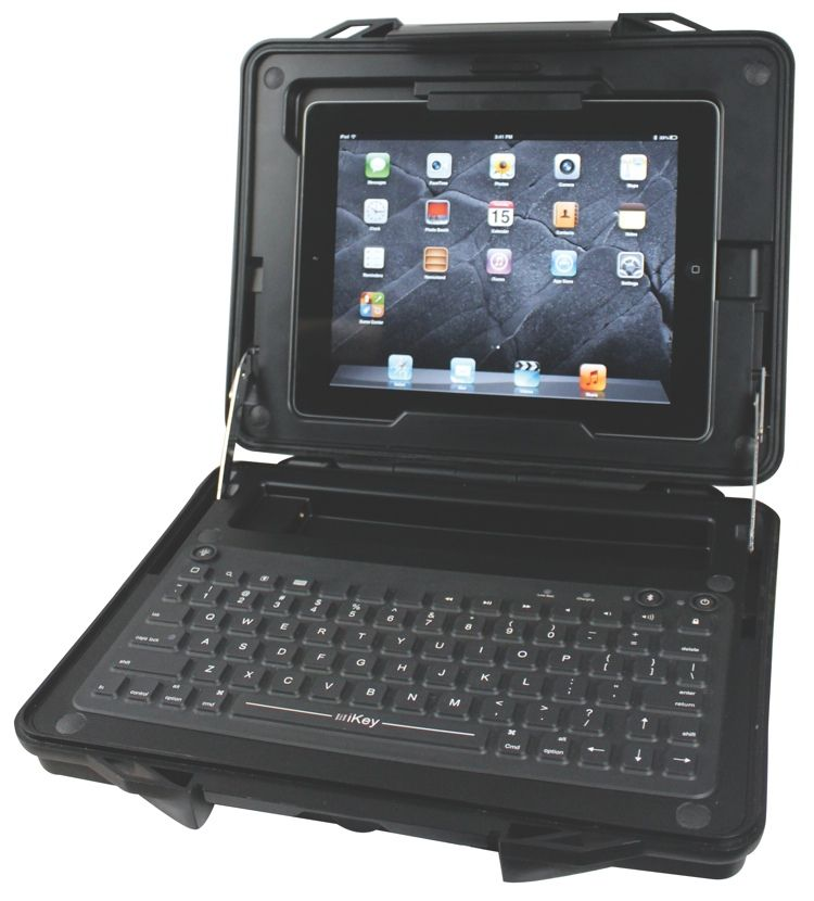 The New Ikey Streetcase Shock And Water Resistant Ipad Case