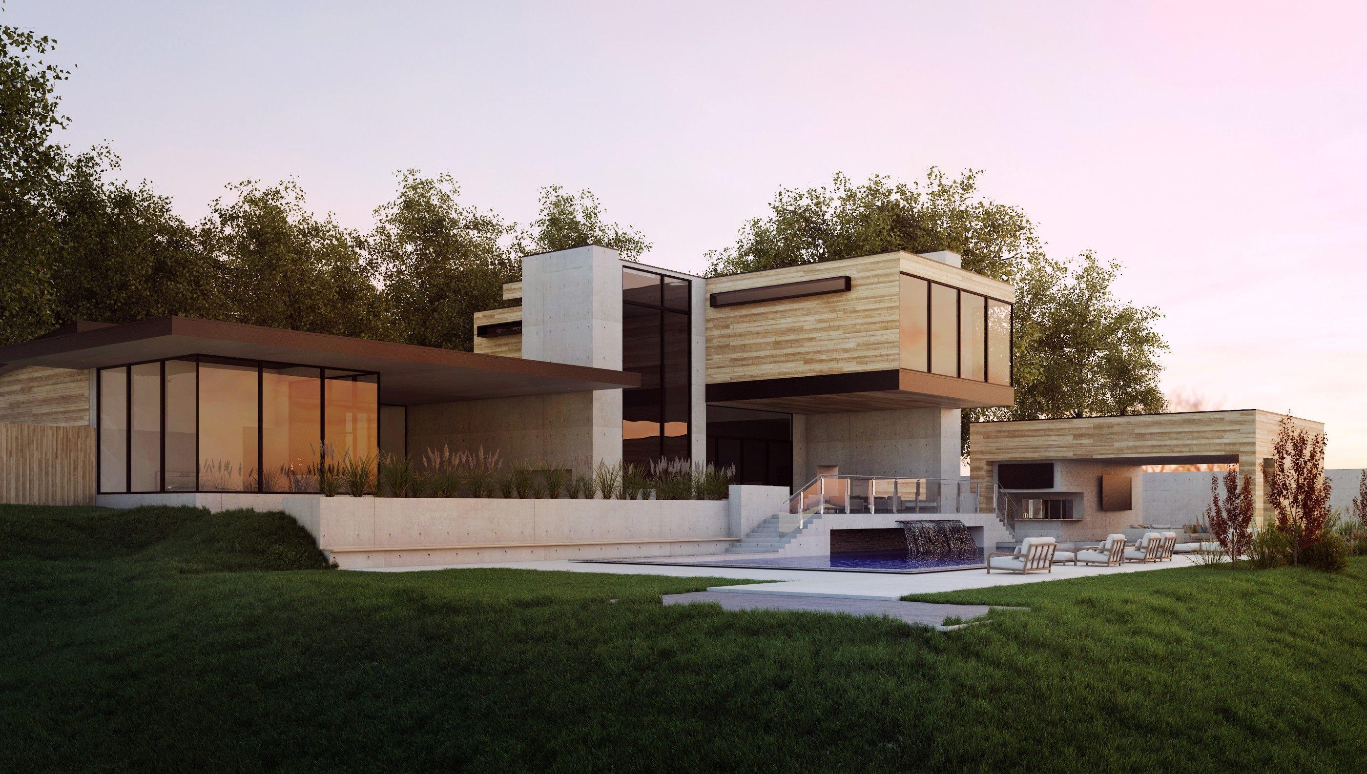 Clayton vance architecture modern architecture