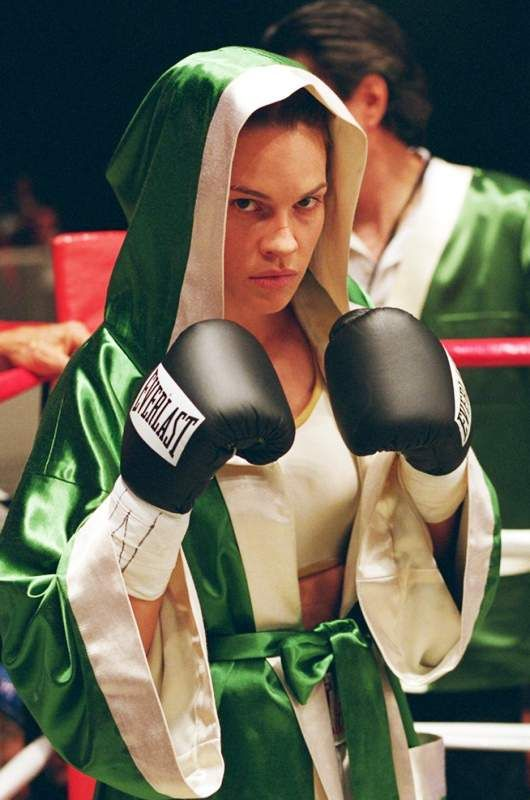 Million Dollar Baby Directed By Clint Eastwood I M 32 Mr