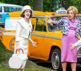 The Marvelous Mrs Maisel Season 3 Finally Premieres On Amazon Prime Video Tomorrow Amazon Prime Video Rachel Brosnahan Prime Video