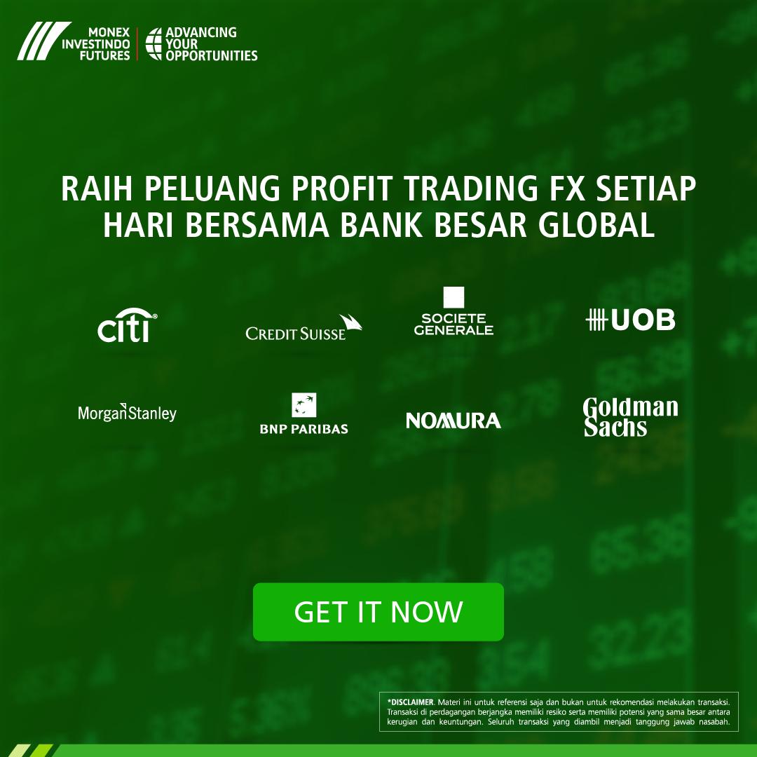 Tentang Pasar Forex & Online Trading