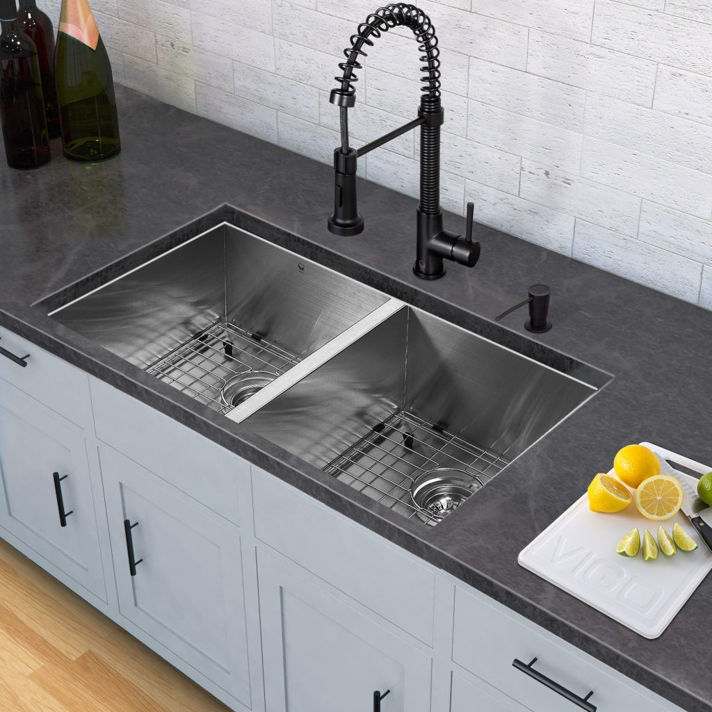 Images of Black Luxury Kitchen Sinks Stainless steel