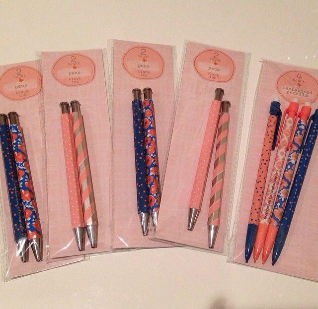 Target Pens And Pencils Dollar Spot Pens Pencils Cute School