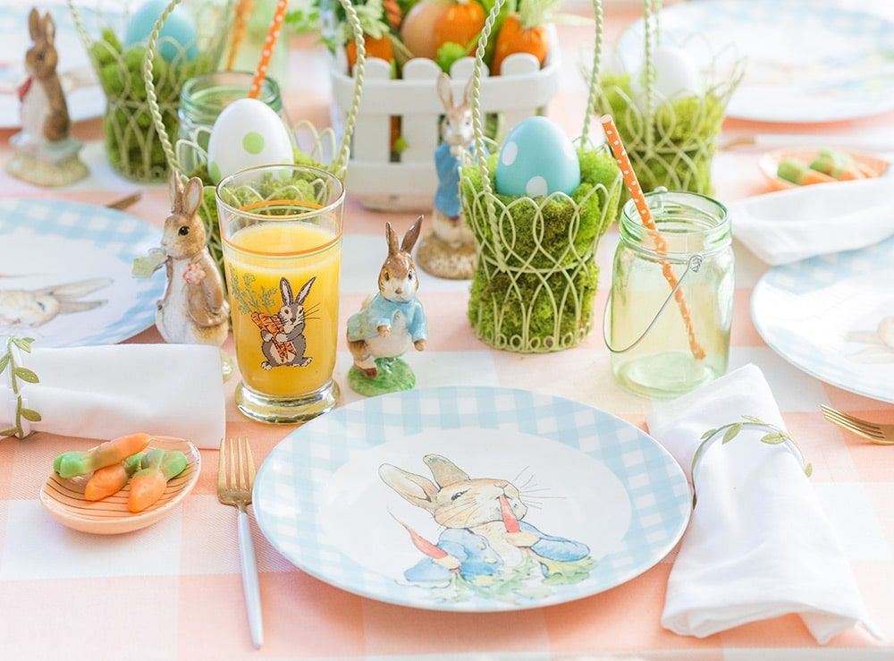 Pin By Montse On Pinky Blu Peter Rabbit Easter Party