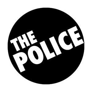 the police band logo stewart copeland is one of the best drummers rh pinterest com hard rock metal logo Best Ever Rock Band Logos
