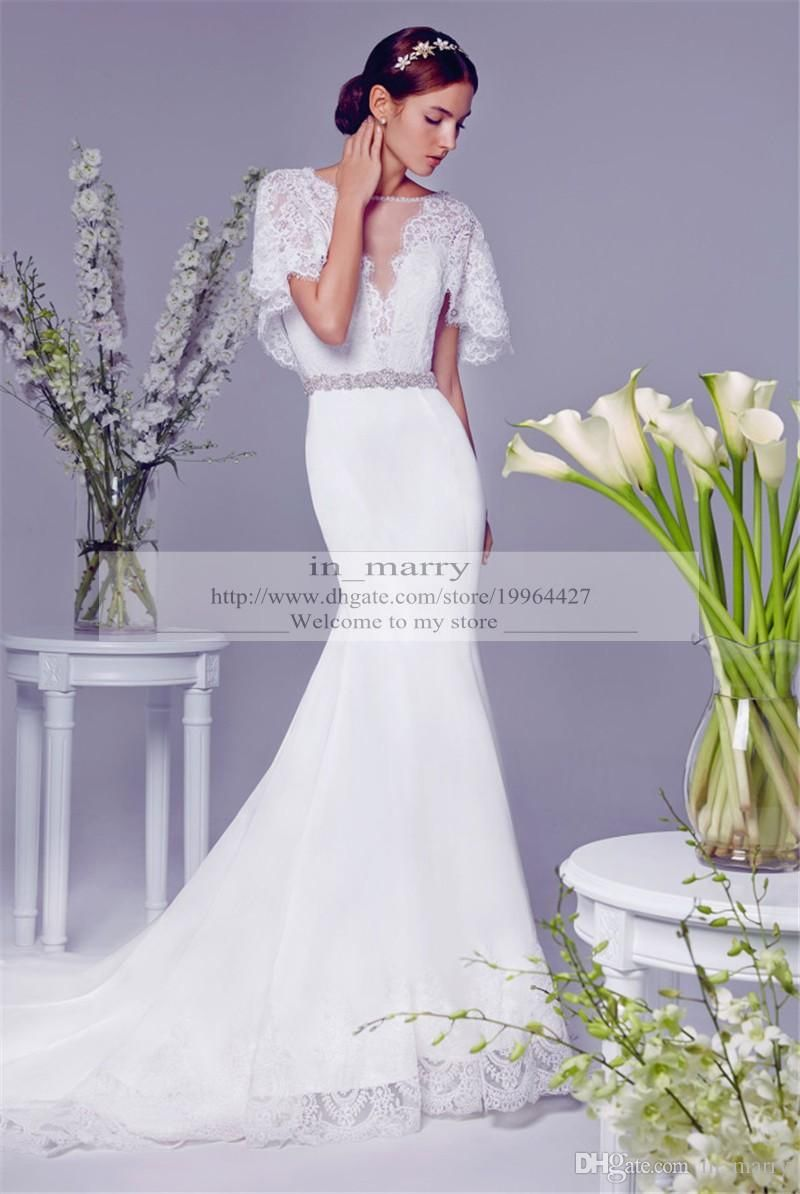 2 Piece Wedding Dresses Plus Size Best Dress For Pear Shaped Check More At