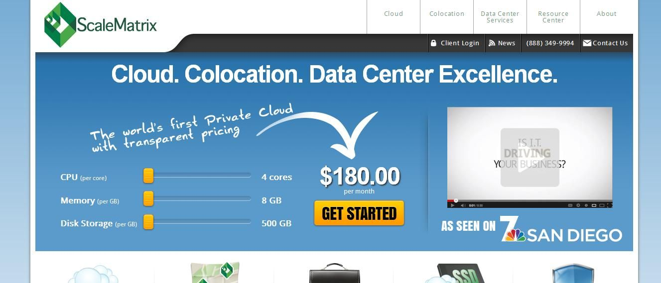 Dell Chooses Scalematrix To Deliver Cloud Solutions Through