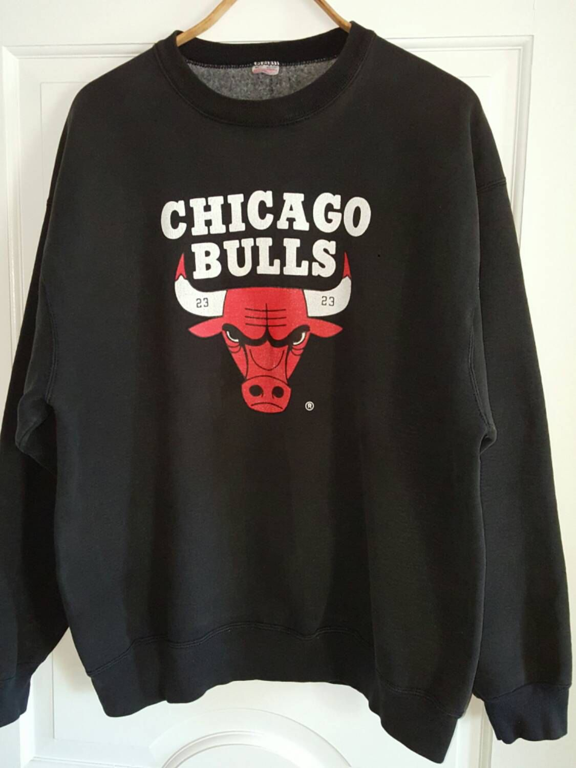 aed9f69c047949 Chicago Bulls Shirt Michael Jordan SweatShirt
