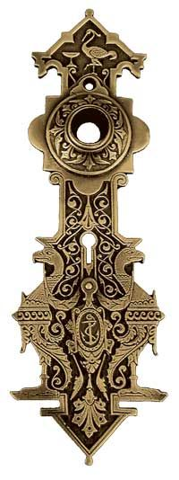Lovely Unlocking Victorian Door Hardware   Old House Online
