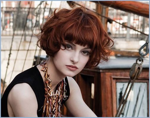kupfer haarfarbe kurze haare google suche kurzhaar frisuren pinterest kupfer haarfarbe. Black Bedroom Furniture Sets. Home Design Ideas