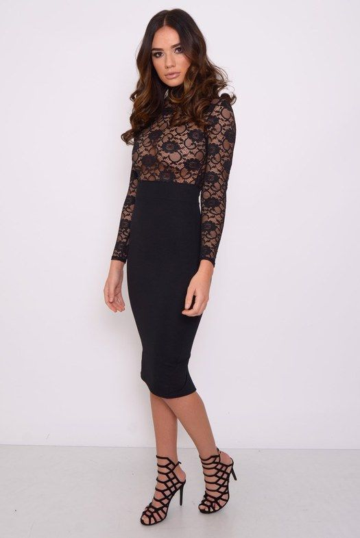 M co lace dress h and m