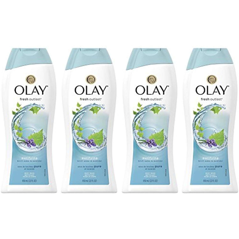 Olay Fresh Outlast Purifying Birch #SkinCare