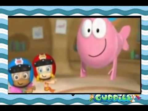 By B Hints || You Tube Bubble Guppies Crayons