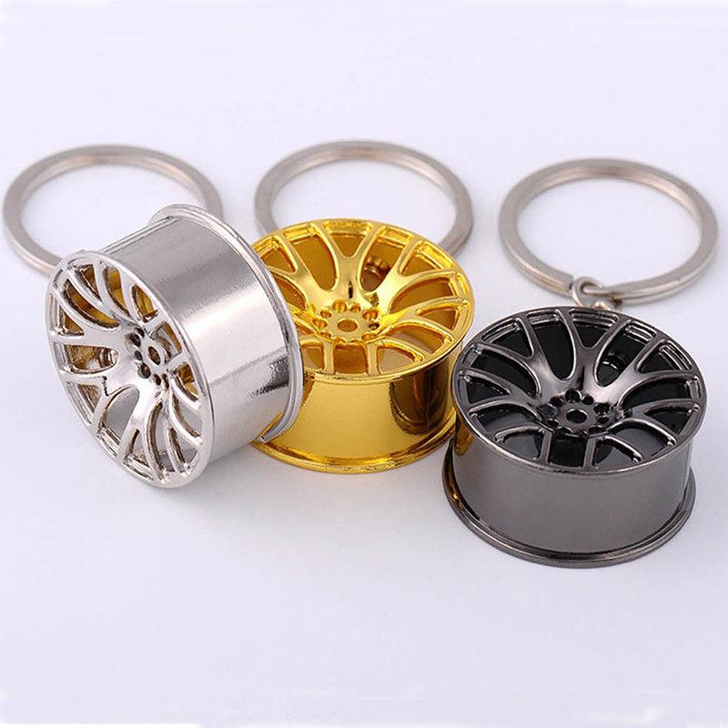 1.5 - Car Wheel Rim Model Key Chains Key Rings Stainless Steel Key Chain  Keyring  ebay  Collectibles b183b16c48