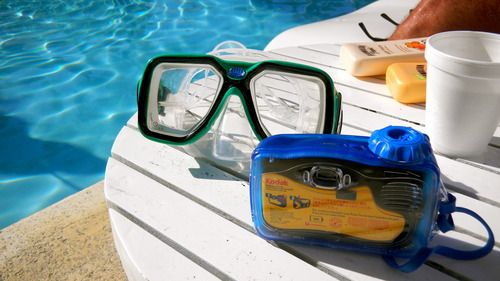 Snorkeling With Glasses Cqjj