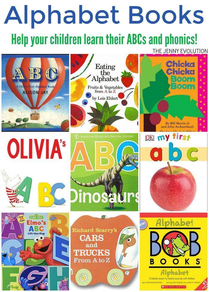 how to teach your child the alphabet