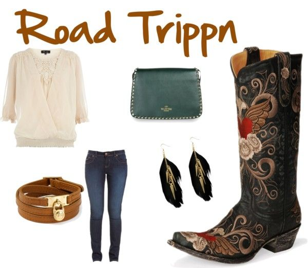 """Road Trippn 3"" by ash-burns on Polyvore"