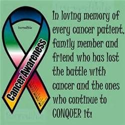 Losing A Loved One To Cancer Quotes Bing Images No One Fights