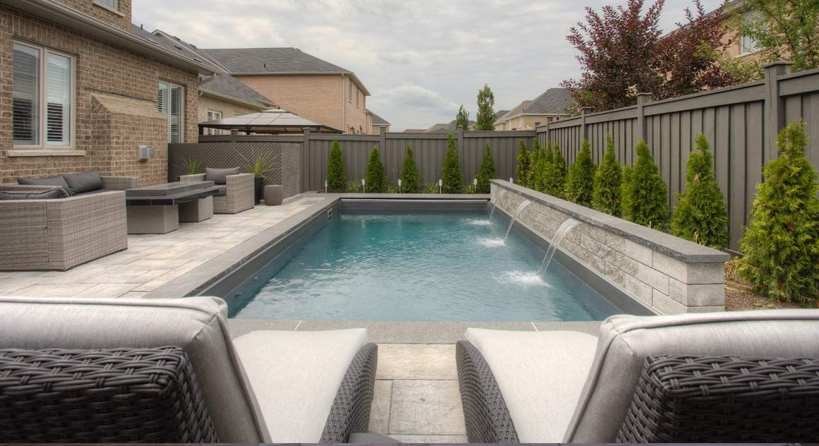 How Much Does an Inground pool Cost? Pool cost, Inground