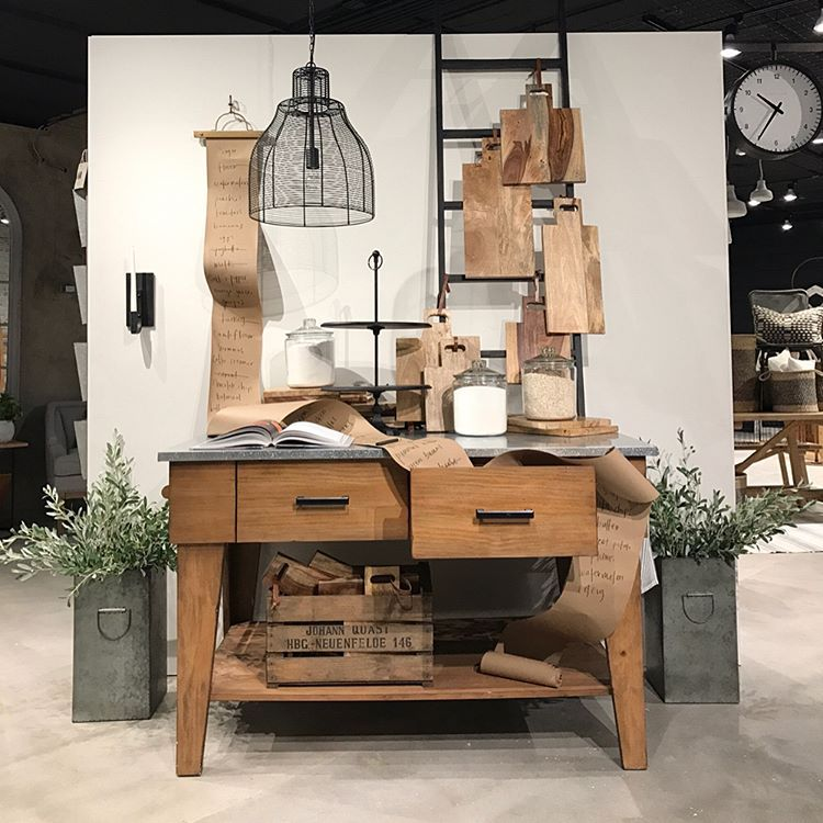 Sneak Peek Time Scroll Right ️to See Inside The Magnolia Home Accessories Showroom I Wanted To
