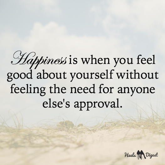 #Happiness is when...