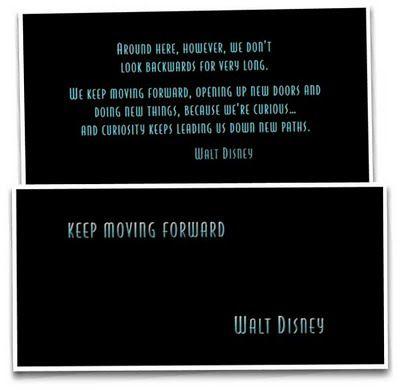 Keep Moving Forward Walt Disney Meet The Robinsons Quote Meet The Robinson Keep Moving Forward