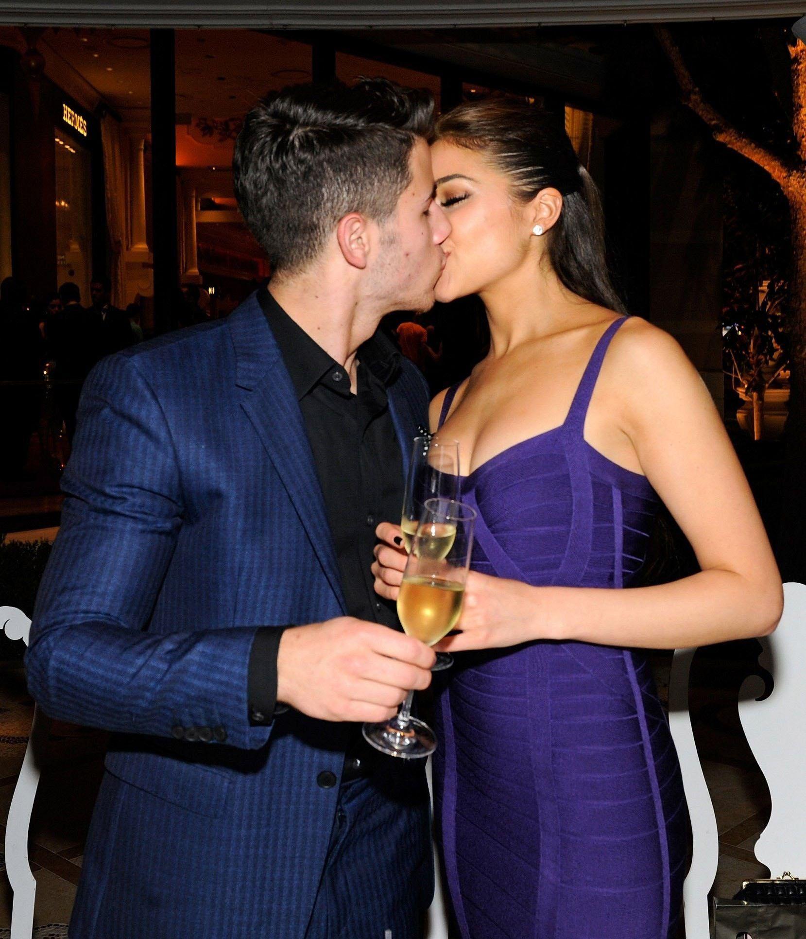 Nick Jonas And Olivia Culpo Love Compilation Www Wikilove Com