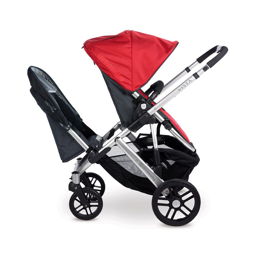 UPPAbaby Vista Rumble Seat Stroller, Uppababy double