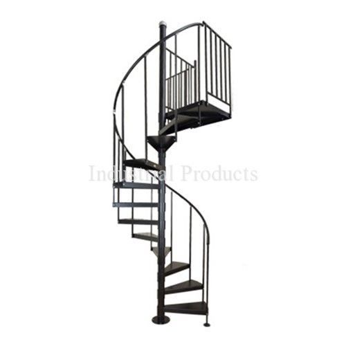 Best Iron Shop 48 Classic Steel Spiral Stairs Stairway Kit 400 x 300