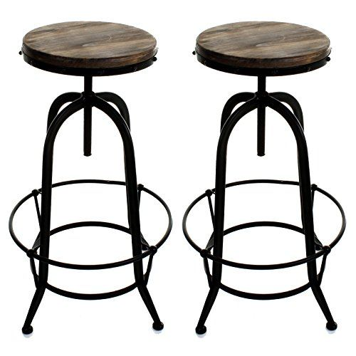 Lovely Tractor Seat Adjustable Stool