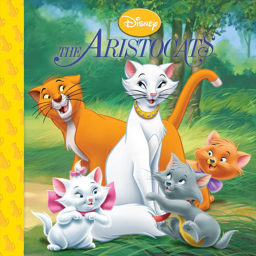 MARIE, THOMAS \'O MALLEY, DUCHES, BERLIOZ, TOULOUSE ~ The Aristocats ...