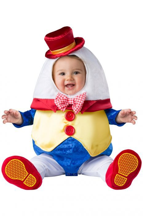 Dumpty Infant Costume