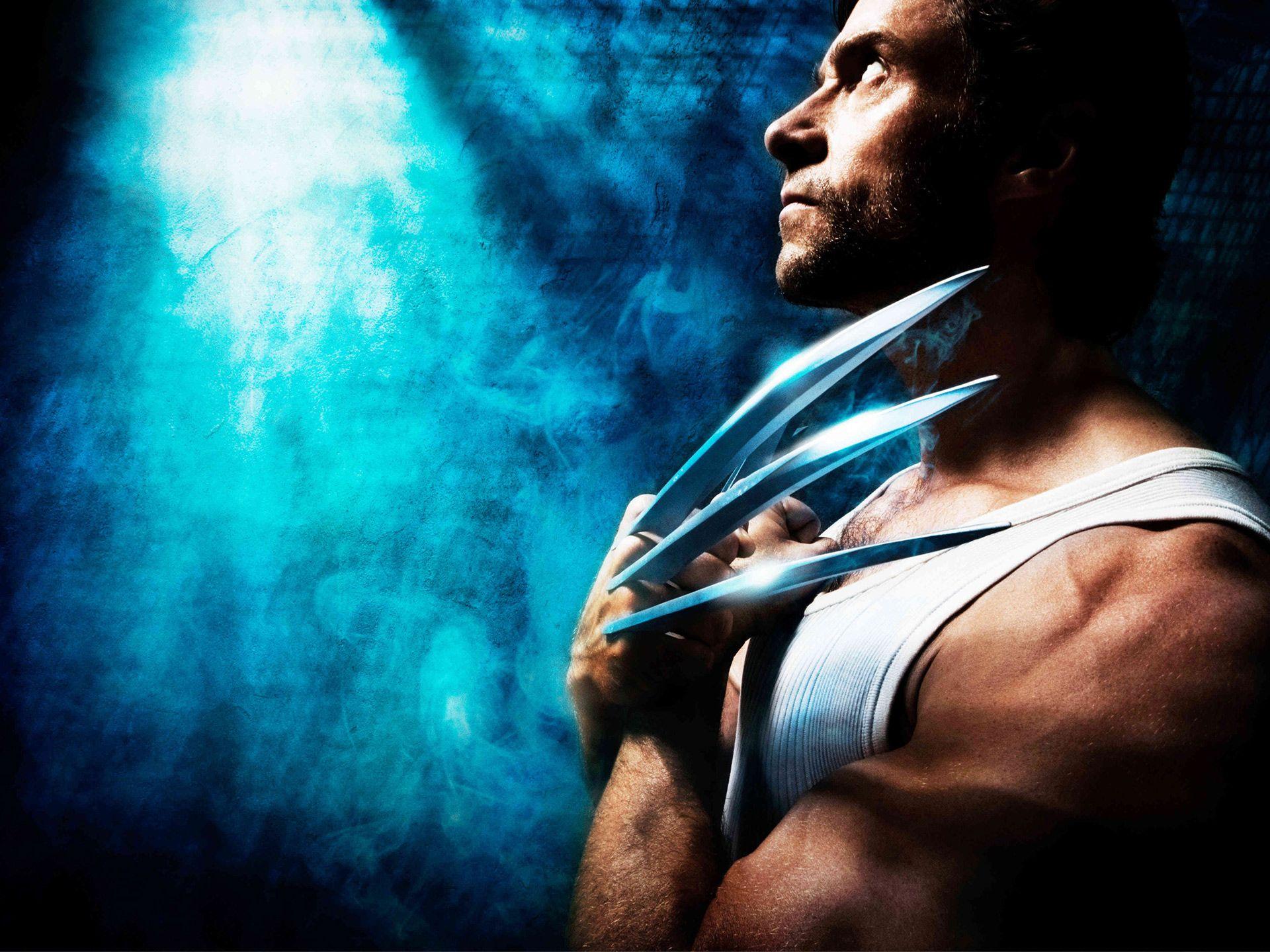 Men Origins Wolverine Wallpaper With Hugh Jackman
