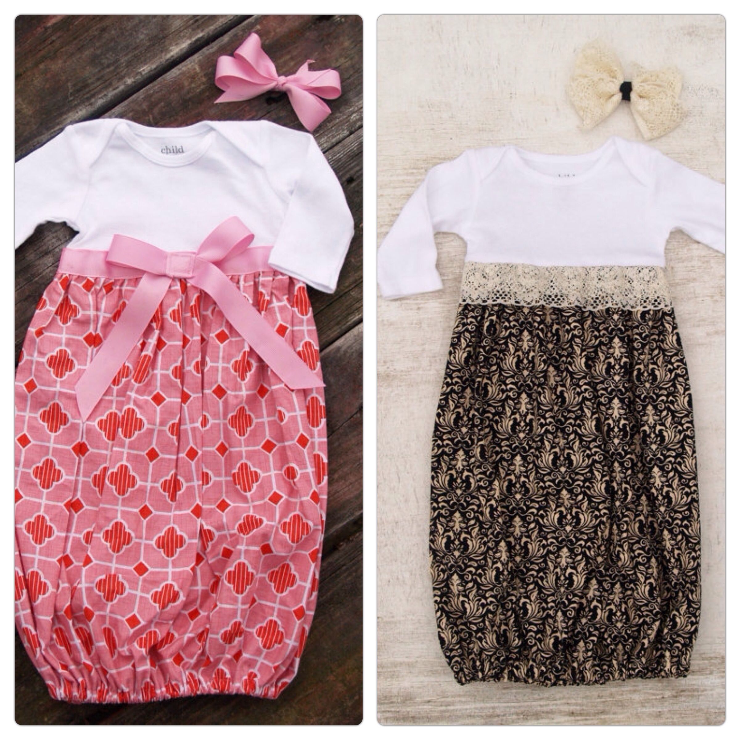 Would be easy to sew - perfect to take baby home from hospital! DIY ...