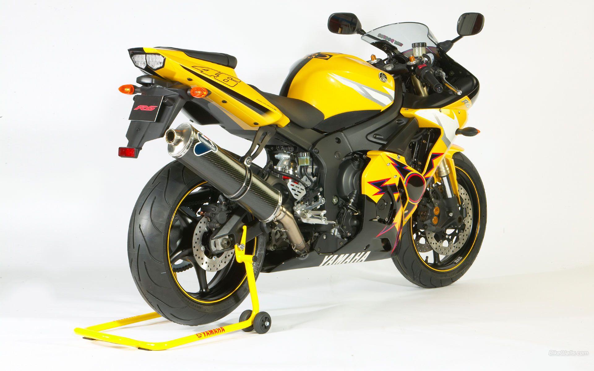 Yamaha YZFR6 R46 2005 05