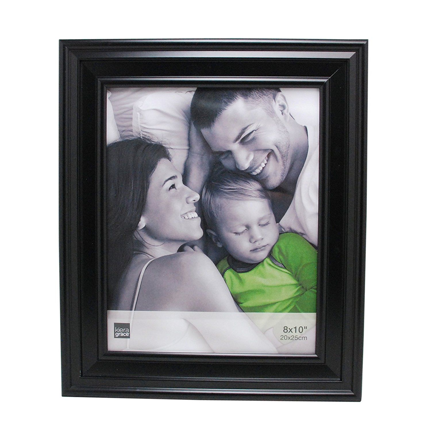 Kiera Grace Cole Picture Frame 8 By 10 Inch Black Read More Reviews Of The Product By Visiting The Link On The Picture Frames Frame Plastic Picture Frames