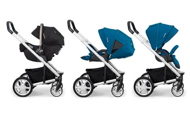 Meet Nunas Latest Baby: the MIXX Stroller | Best Baby ...