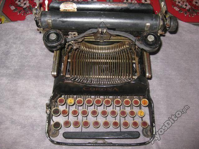 Vintage Typewriter Vintage Typewriters Typewriter Vintage Type