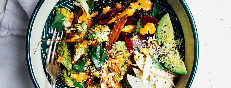 Découvrez notre recette végétarienne