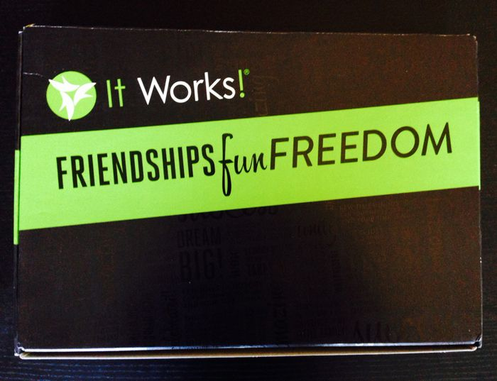 Learn about becoming an It Works Distributor!