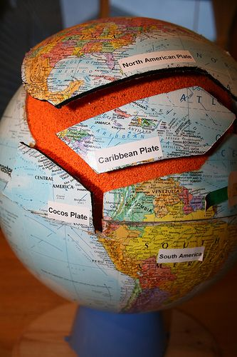Plate Tectonics Earth Science Projects Earth Science