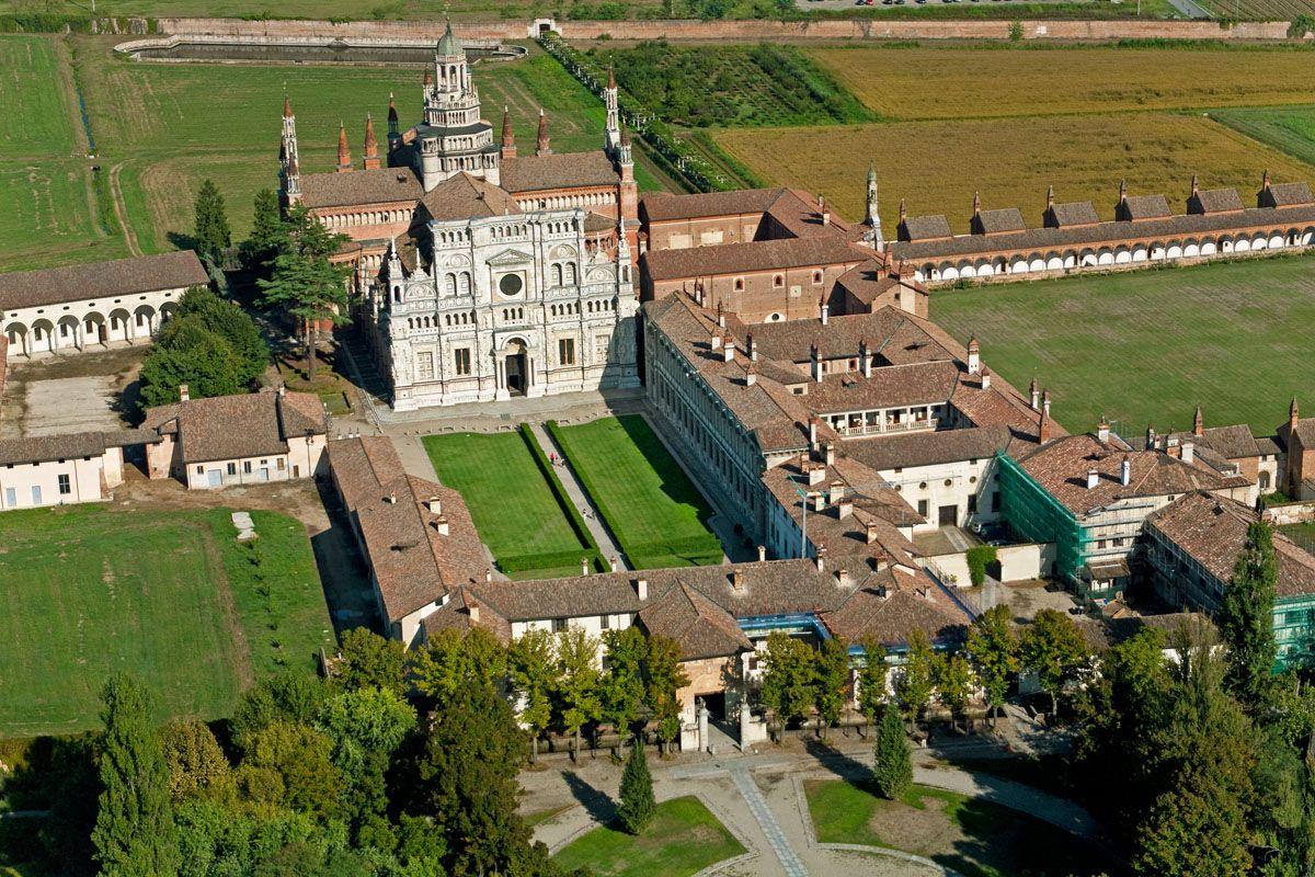 Come arrivare Certosa di Pavia | Viaggiamo